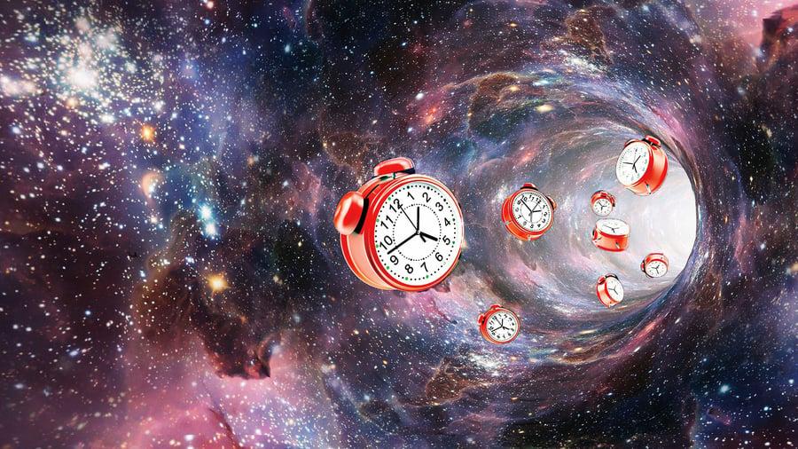 時間旅行?霍金遺作如是說