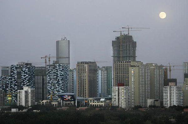 中國房產市值飆至450萬億 股市卻熊冠全球