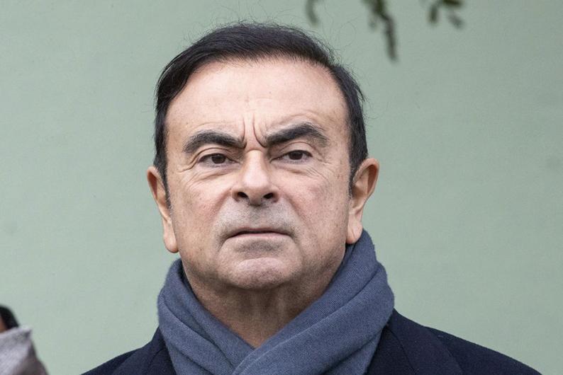 商界奇才、身兼三家日本汽車高管職位的卡洛斯戈恩(Carlos Ghosn)因為涉嫌財務違規,被逮捕並將被公司解僱。(AFP)