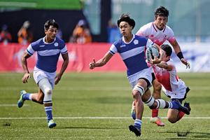 中共阻台舉辦橄球賽 外媒:傾力打壓台灣