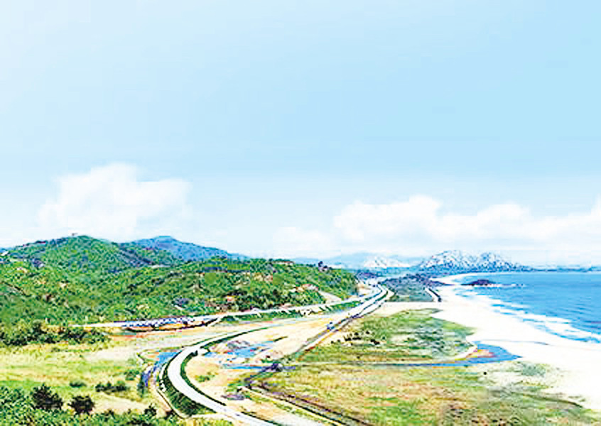 南韓歷史之地「DMZ非武裝地帶」下