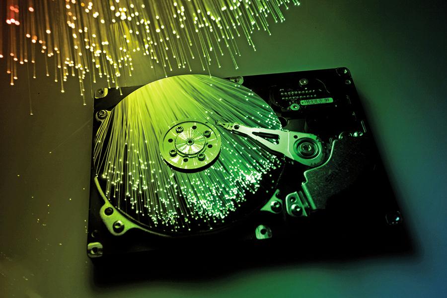 新型「光硬盤」給量子通信帶來關鍵性突破