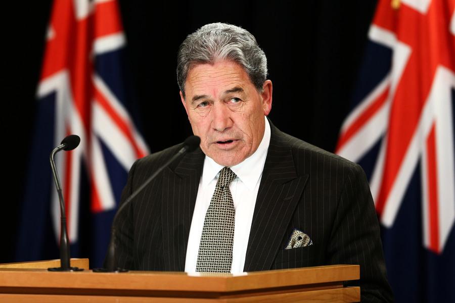 中共滲透紐西蘭 副總理呼籲要警惕