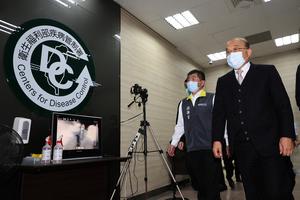 台灣首現變種病毒 1月1日起禁外國人入境