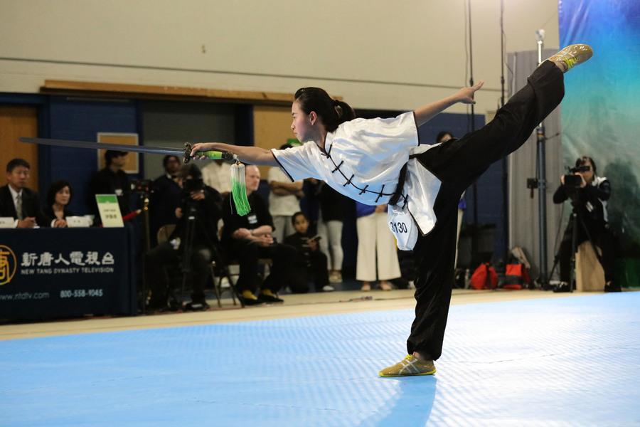 李有甫:觀新唐人全世界華人武術大賽有感