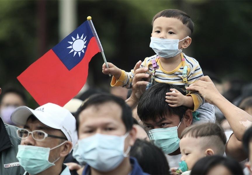 中共駐印度使館惹反彈 館外出現海報賀雙十國慶