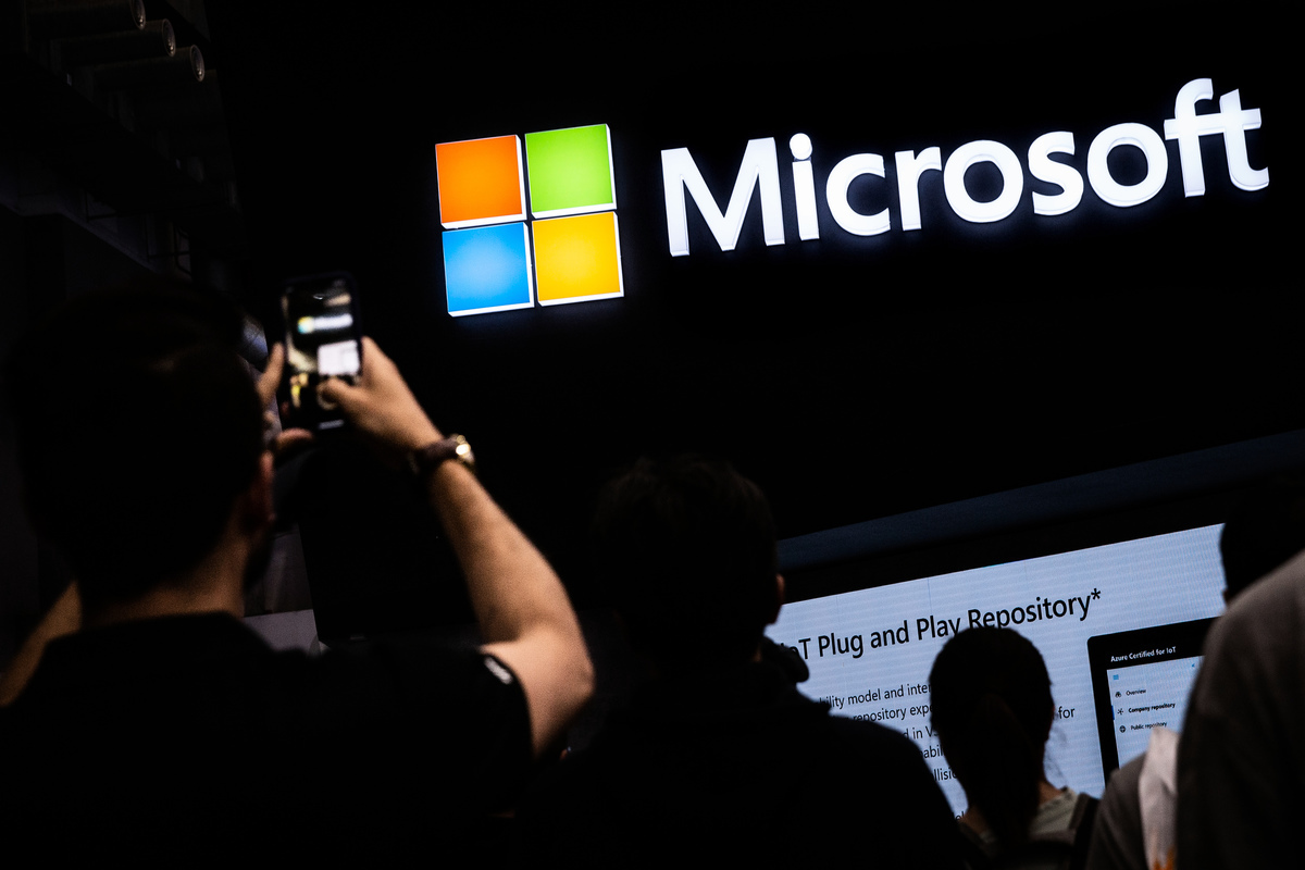 外傳微軟(Microsoft)有意收購TikTok,時事評論員唐浩認為,即使微軟買下TikTok,未來也未必能抗拒中共索取用戶數據的要求。圖為示意照。(陳柏州/大紀元)