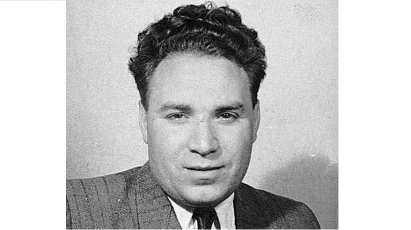 1952年的塞繆爾.克萊因。 (Public domain)