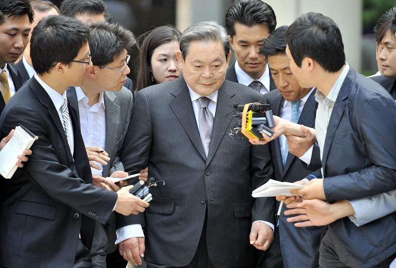 南韓三星集團會長李健熙去世 享年78歲