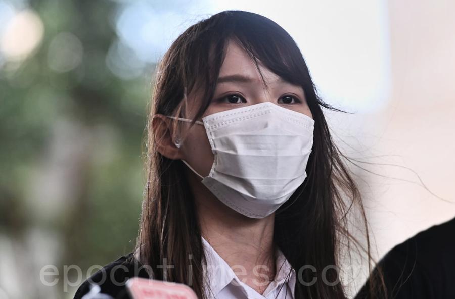 遮擋不住的美 —— 獻給香港的女兒們