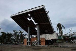 颱風海馬肆虐菲律賓奪七命 今登陸廣東