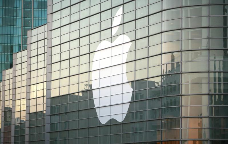 受中共病毒對消費市場影響,高盛下調蘋果出貨量。(AFP/Kimihiro Hoshino)