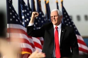 【重播】彭斯佐治亞州「捍衛參院多數」集會演講