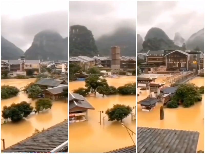 張慧東:南方嚴重水災 為何難上陸媒報道頭條