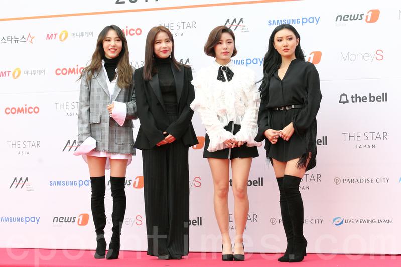 MAMAMOO盼全員幸福 《WAW》25區iTunes奪冠