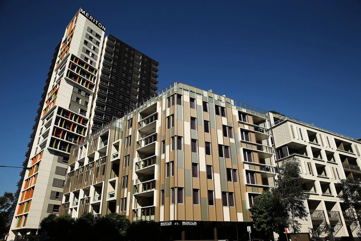 今年第一季度,澳洲住宅均價已經達到77.9萬澳元。(Brendon Thorne/Getty Images)