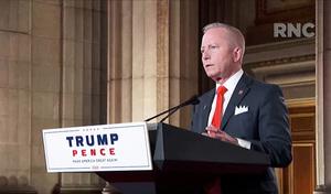 因支持特朗普 新澤西國會議員受死亡威脅