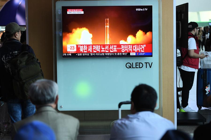 消息:美討論進行核試驗 近三十年來首次