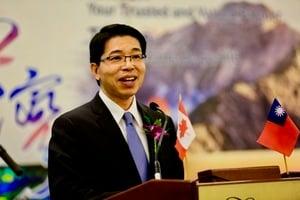 台駐加代表投書加媒:港版國安法暗指台灣