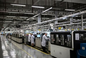 中國晶片短缺漲價潮蔓延 終端電子產品或漲價