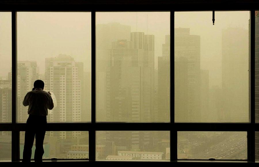 北京第三季度寫字樓空置率創8年新高