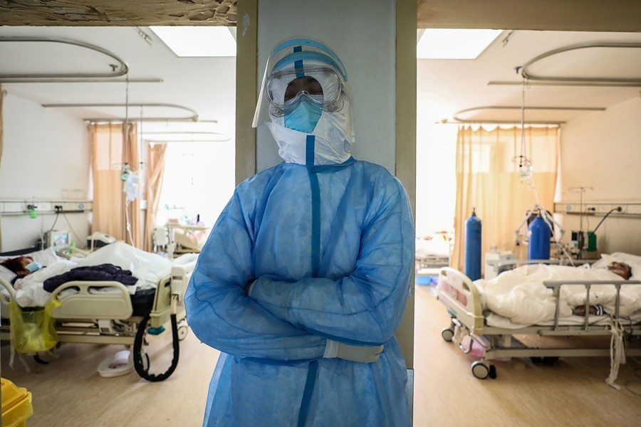 武漢女子監獄早有疫情 官方瞞二十三天才通報