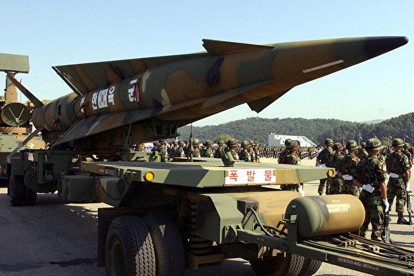 消息:南韓成功試射首枚潛射彈道導彈