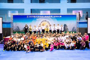 全世界華人武術大賽亞太初賽 123人入圍