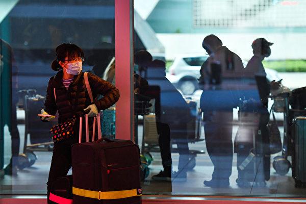 中共當局「提醒」在美留學的公民,要「小心」遭到無端偵訊和羈押。圖為示意圖。(中央社)