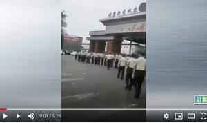 【現場影片】北京爆發疫情 新發地封市 武警進駐
