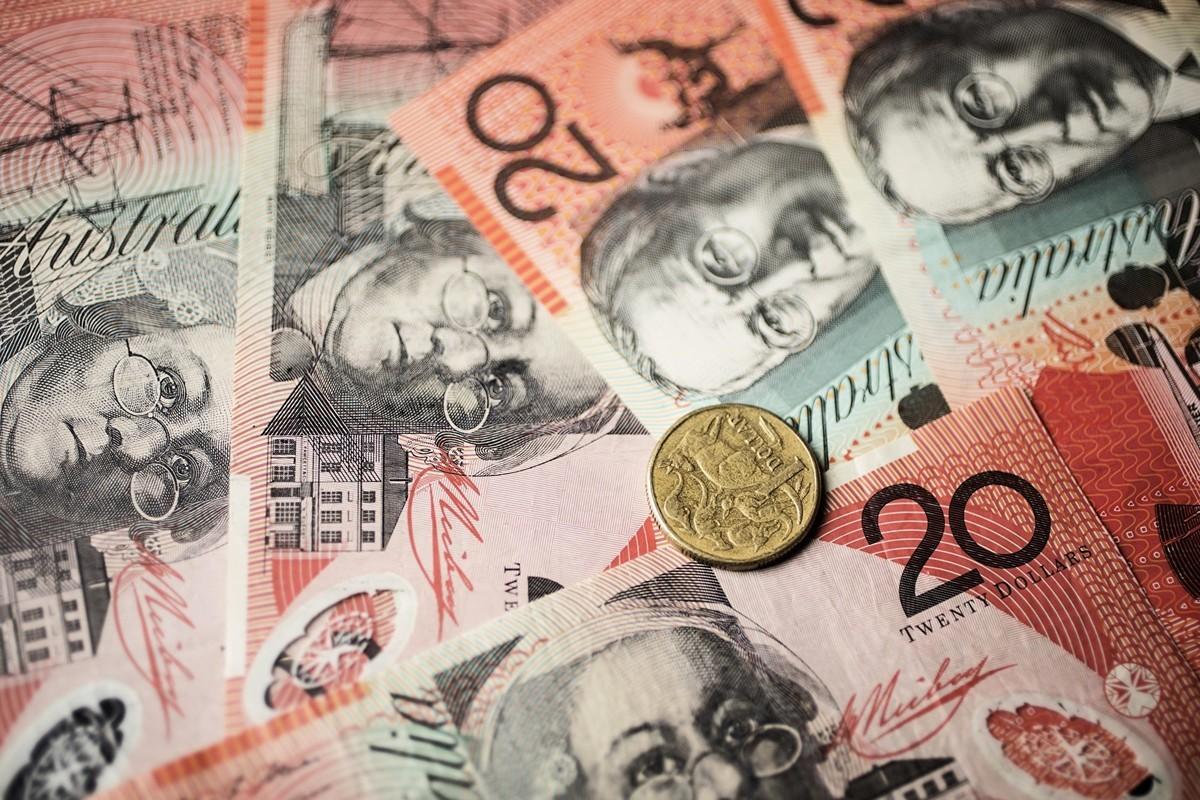 在過去一周,澳元/美元價格在周初低於0.77美元,但隨後不久就開始了強勁上漲行情。(Dominic Lorrimer/Getty Images)