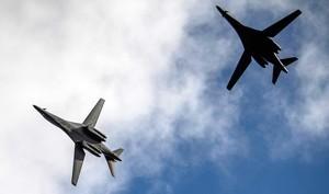 抗共大事記:美籲東盟抗共 再派4架B-1B進駐關島(9/7-9/13)
