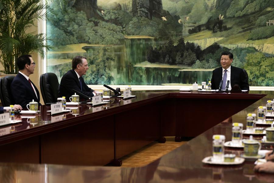 中美第七輪貿易談判 白宮聲明全文翻譯