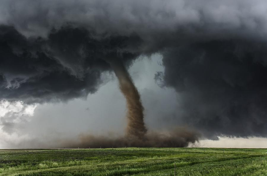 龍捲風侵襲美國 一億人面臨強風暴風險