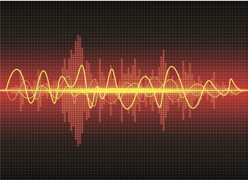 聲波在不同介質中傳播的速度各不相同,介質原子質量越大聲速越慢。在固態氫中的聲速是最快的,為每秒36公里。(ShutterStock)
