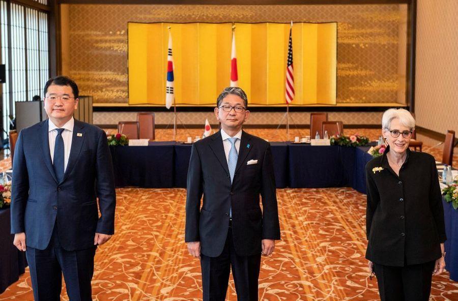 美副國務卿亞洲行多次支持台海和平