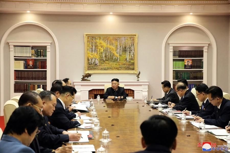 北韓大力報道金正恩變瘦 專家析背後動機
