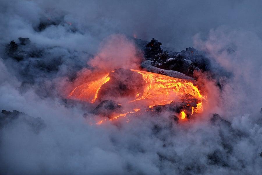 單次海底火山噴發能量足夠為整個美國供電
