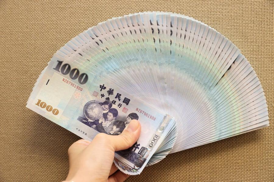 台灣或列匯率操縱國 智囊籲改善超額儲蓄