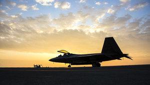 沈舟:美國印太司令部為何又展示F-22
