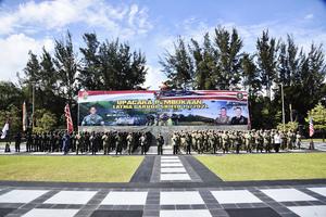 美國印尼進入新時代 大規模軍演對抗中共