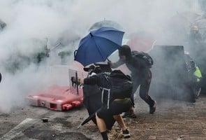 【新聞看點】香港抗爭4大特點 北京難以應對