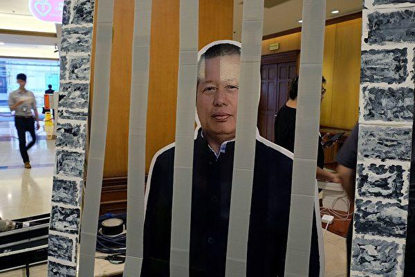 中國著名維權律師高智晟已被中共強制失蹤1000天,至今生死不明。( SAM YEH/AFP via Getty Images)