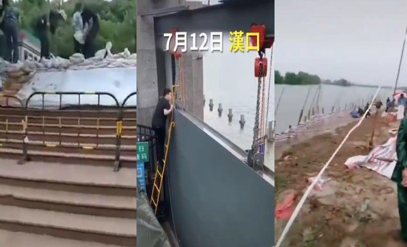 全國防汛應急升至二級 武漢領導防洪言論遭罵