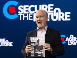 2021加拿大大選 保守黨公布經濟復甦計劃