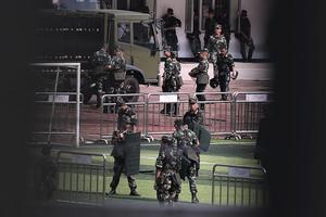 香港危機牽動中共武力攻台? 軍事專家解析
