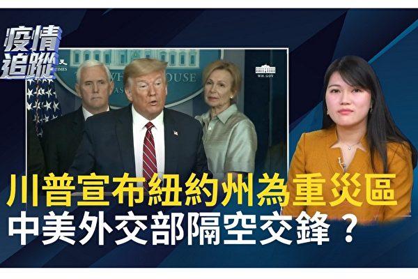 【直播】3.21疫情追踪:五國確診破2萬