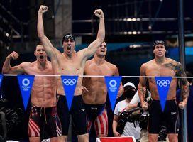 東奧2020|游泳賽事美澳龍虎爭峰 英躍居第3 中國第4