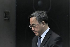 是否公佈美公司黑名單 胡春華劉鶴有分歧