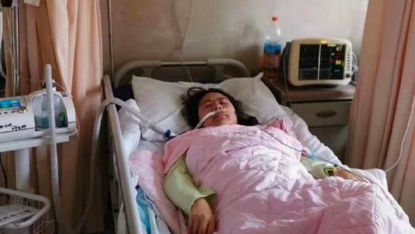 29歲醫生夏思思(女)因感染中共肺炎(俗稱武漢肺炎、新冠肺炎)去世。(網絡圖片)